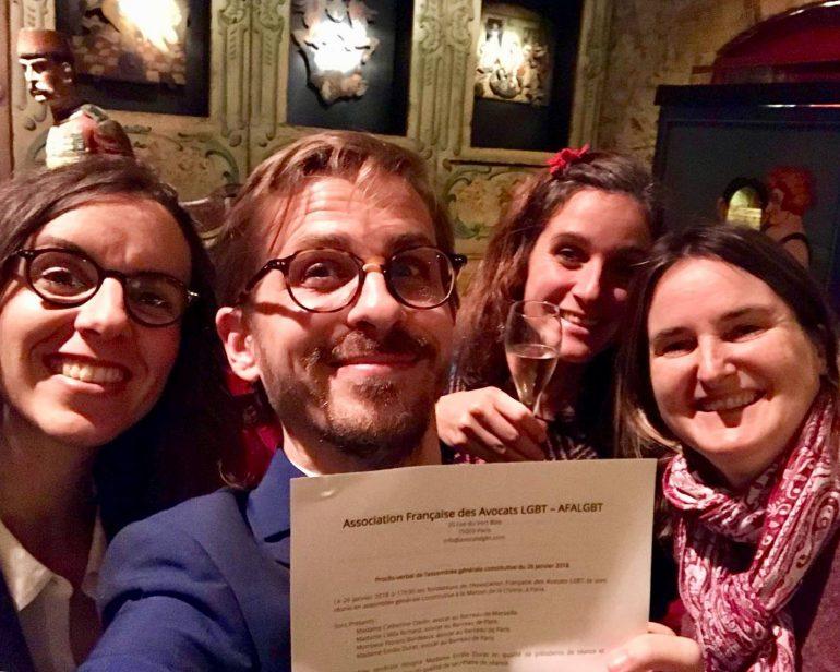 L'association française d'avocats LGBT : un rempart contre l'homophobie